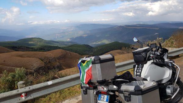 transafrica in moto