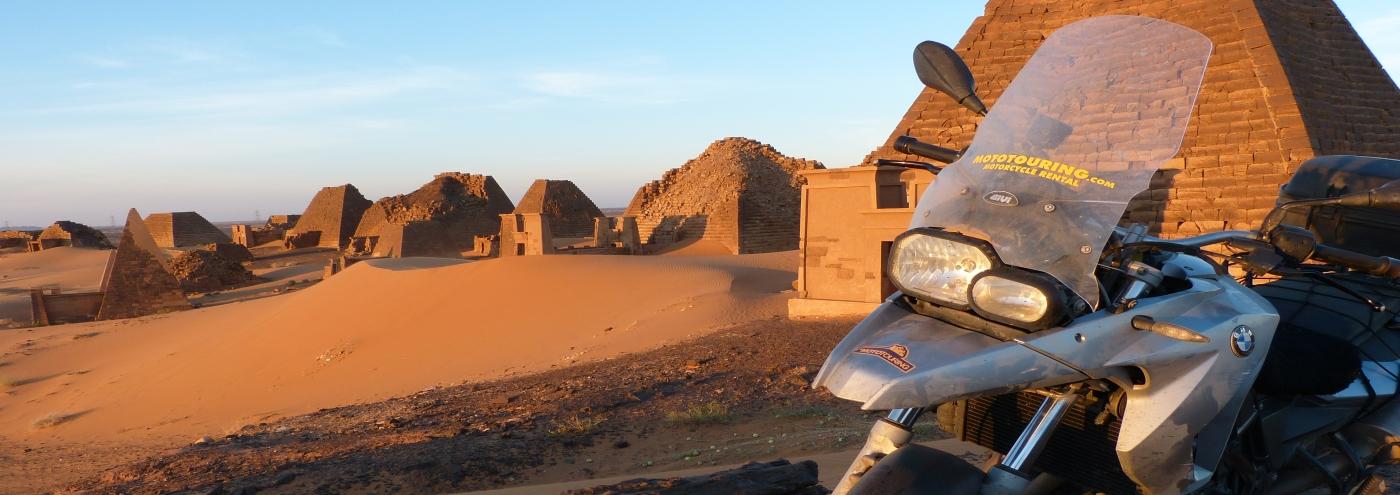 sudan in moto