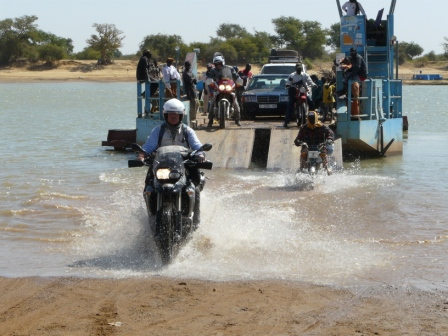 africa occidentale in moto