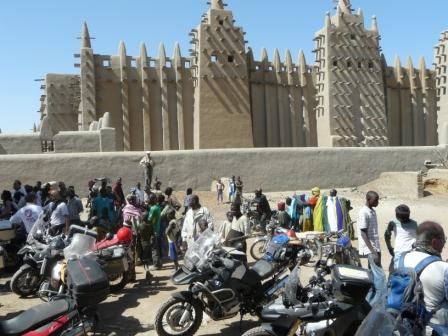 africa occidentale in moto