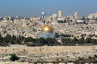 Israele e Giordania in moto